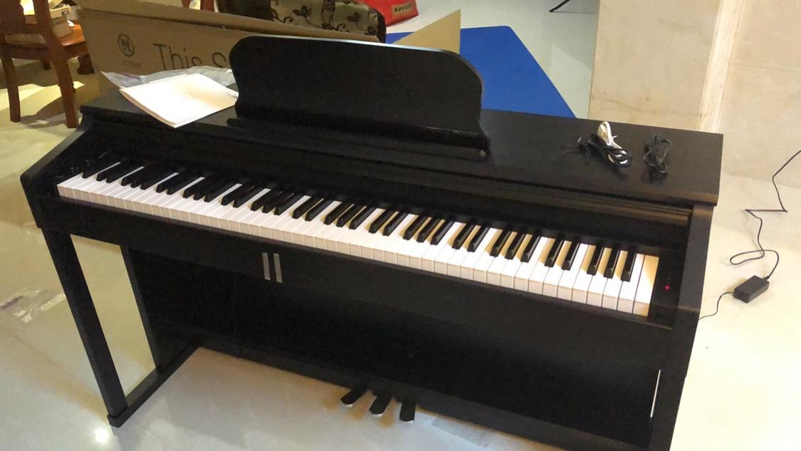 theone智能钢琴 成人电钢琴品牌好不好?
