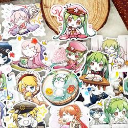 日本动漫贴纸介绍1_日本动漫贴纸表情包苦笑qq图动态图片下载图片