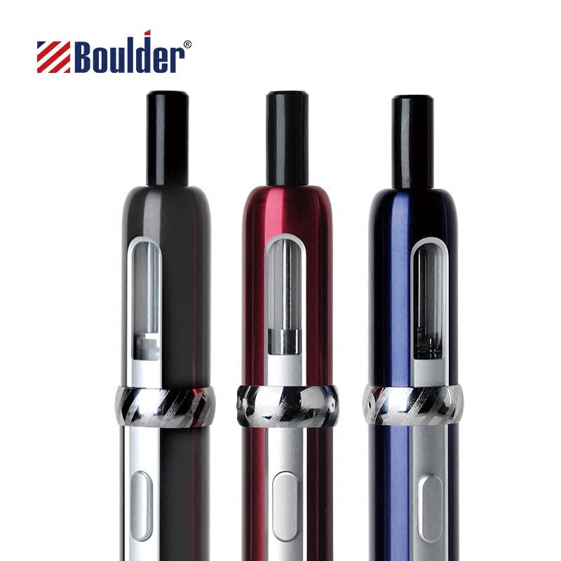 Boulder铂德原装电子烟套装正品铂德1充电雾化器电子烟油大蒸汽烟