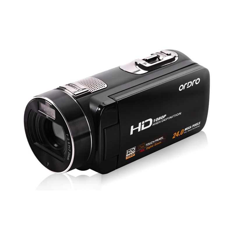 Ordro/欧达 HDV-Z8 数码摄像机好不好,怎么样,值得买吗