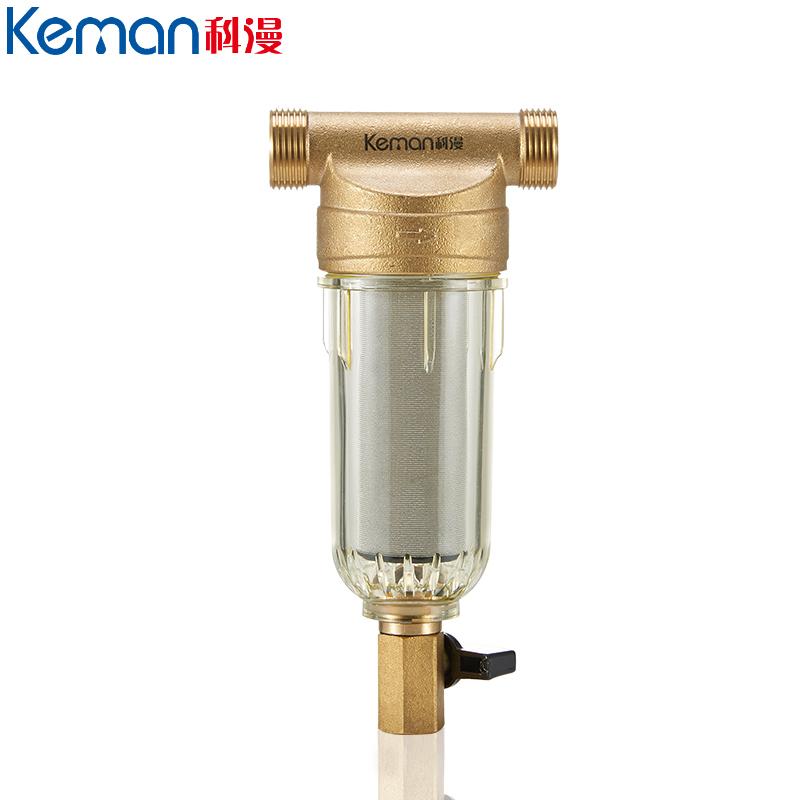 科漫 KM-PF-2净水器怎么样,用水安全吗