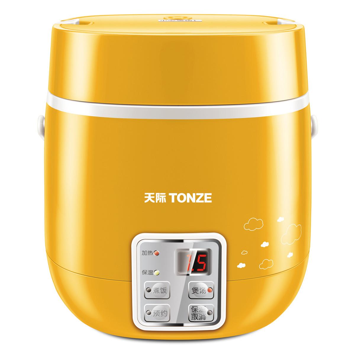 Tonze/天际 FD10B-W电饭煲好用吗,哪款值得买呢