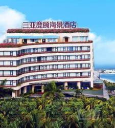三亚鹿颐海景酒店(原荷泰海景酒店)(即时确认)高级园景大床房