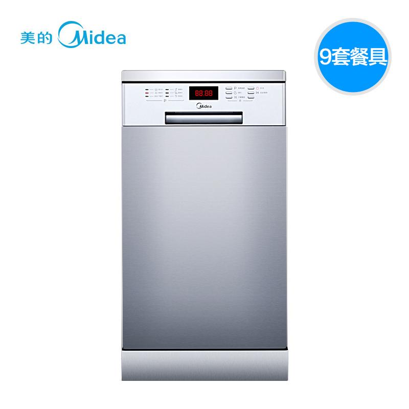 Midea/美的 WQP8-7602-CN洗碗机怎么样,性价比高吗?