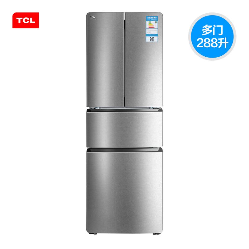 TCL BCD-288KF1 冰箱好不好,怎么样,值得买吗