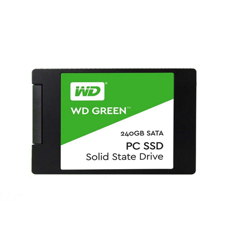 西部数据 WDS120G1G0A固态硬盘使用评测,评价不错