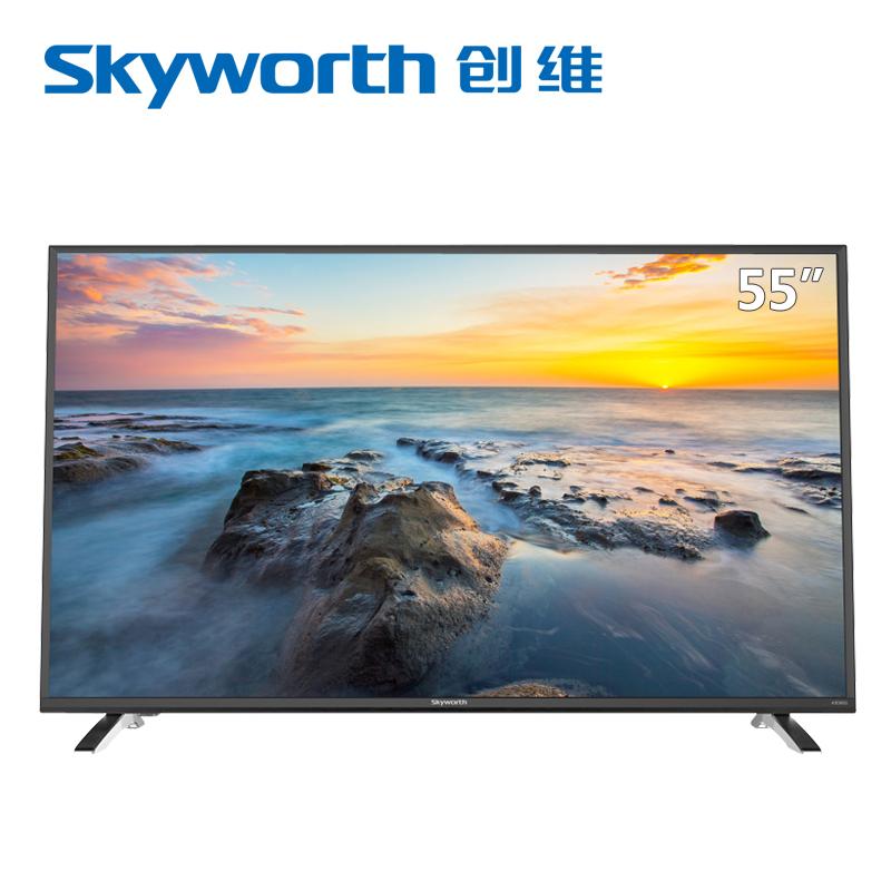 Skyworth/创维 55X5液晶电视观看体验如何?网友评价