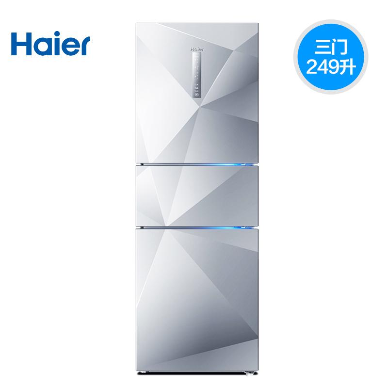 Haier/海尔 BCD-249WDEGU1电冰箱好用吗,评价如何