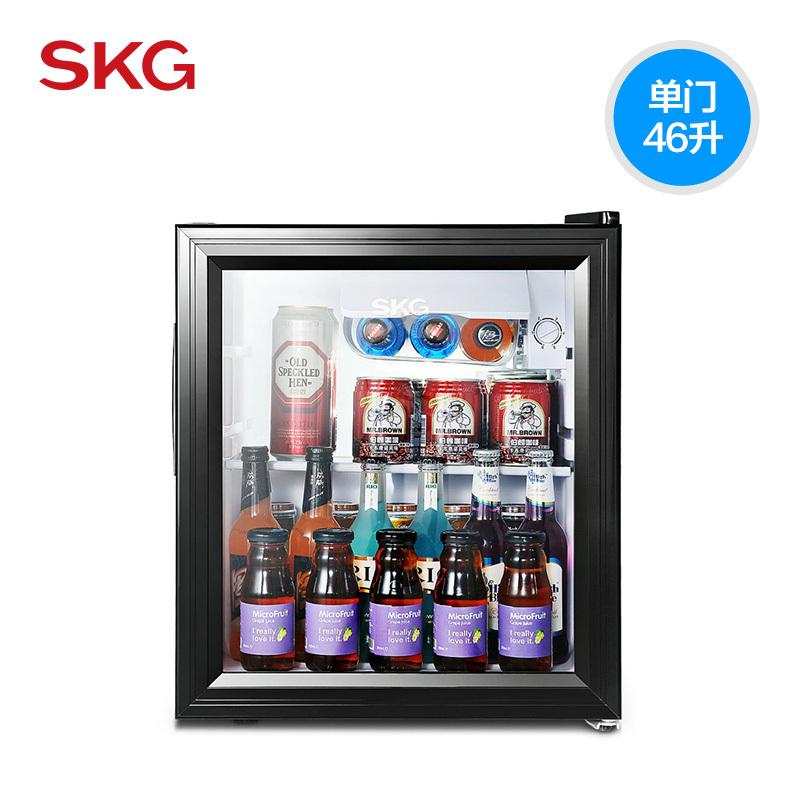 SKG DB3506 冰箱怎么样,评测