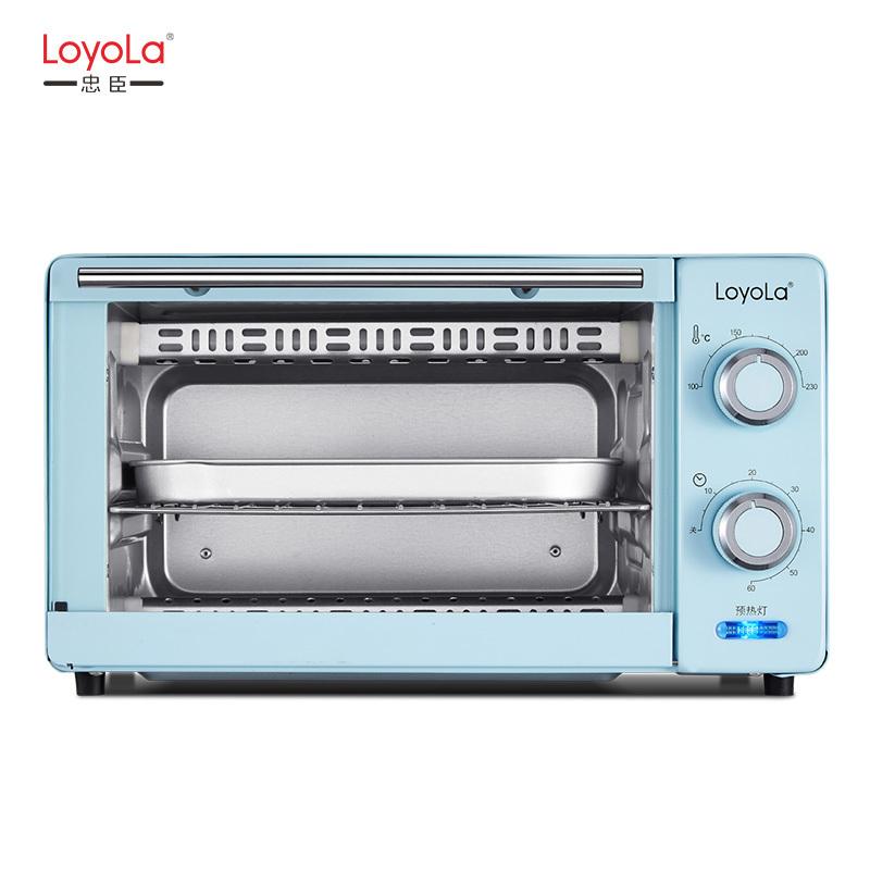 Loyola/忠臣 LO-11L电烤箱好不好用,求推荐