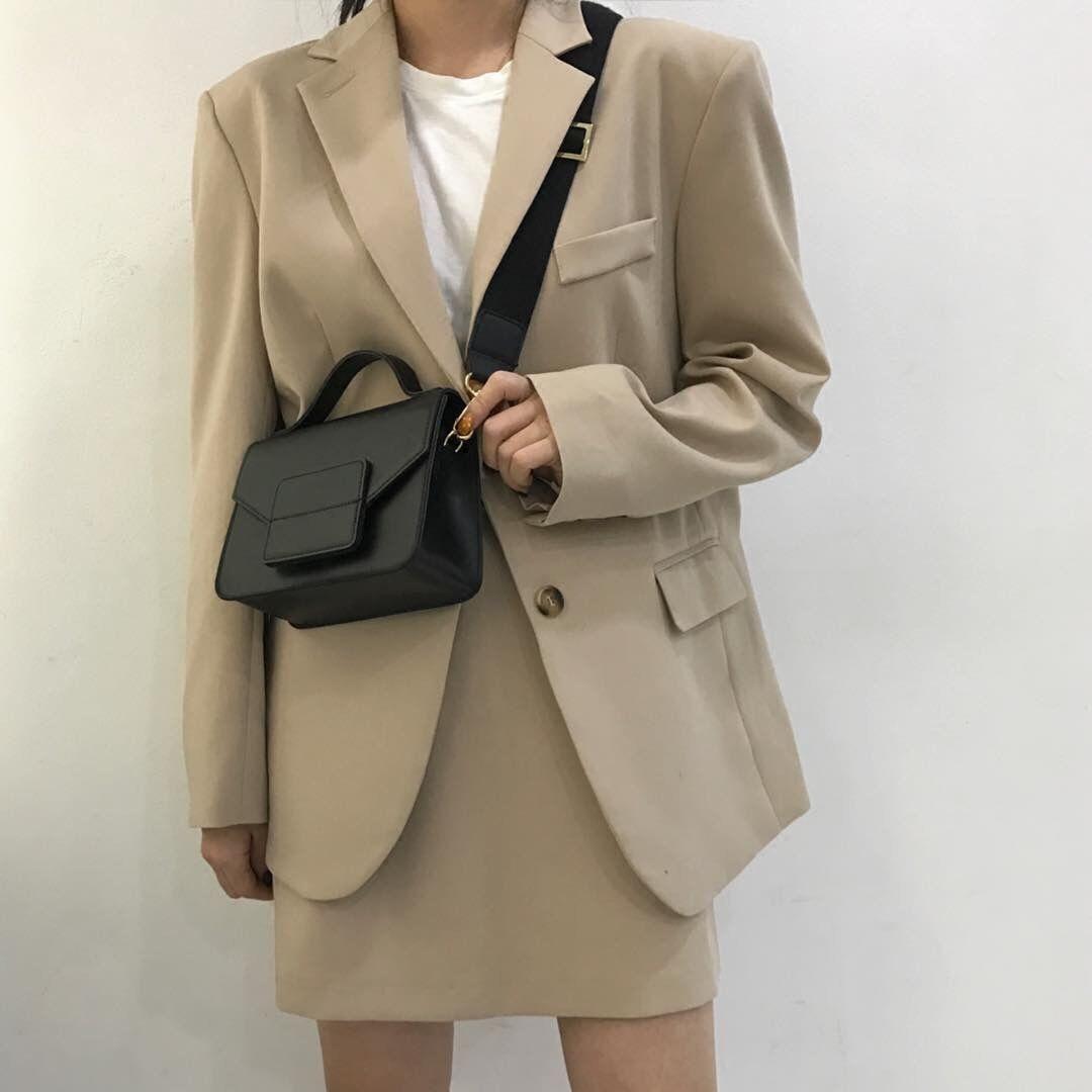 超火包包女2018新款潮韩版百搭少女小挎包森系chic时尚斜跨包女包