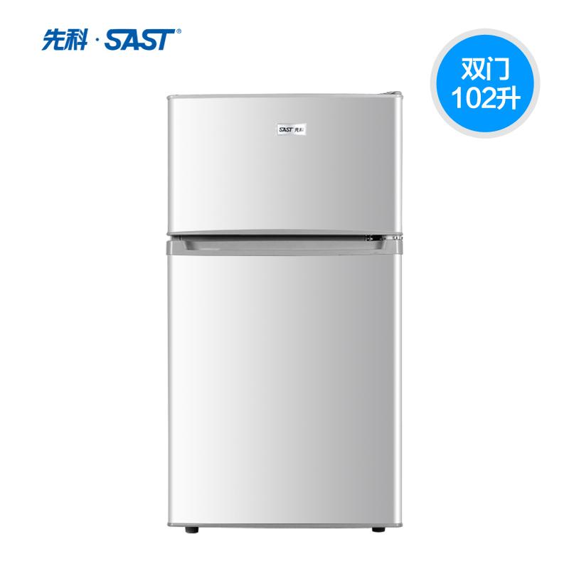 SAST/先科 BCD-102 冰箱怎么样,评测