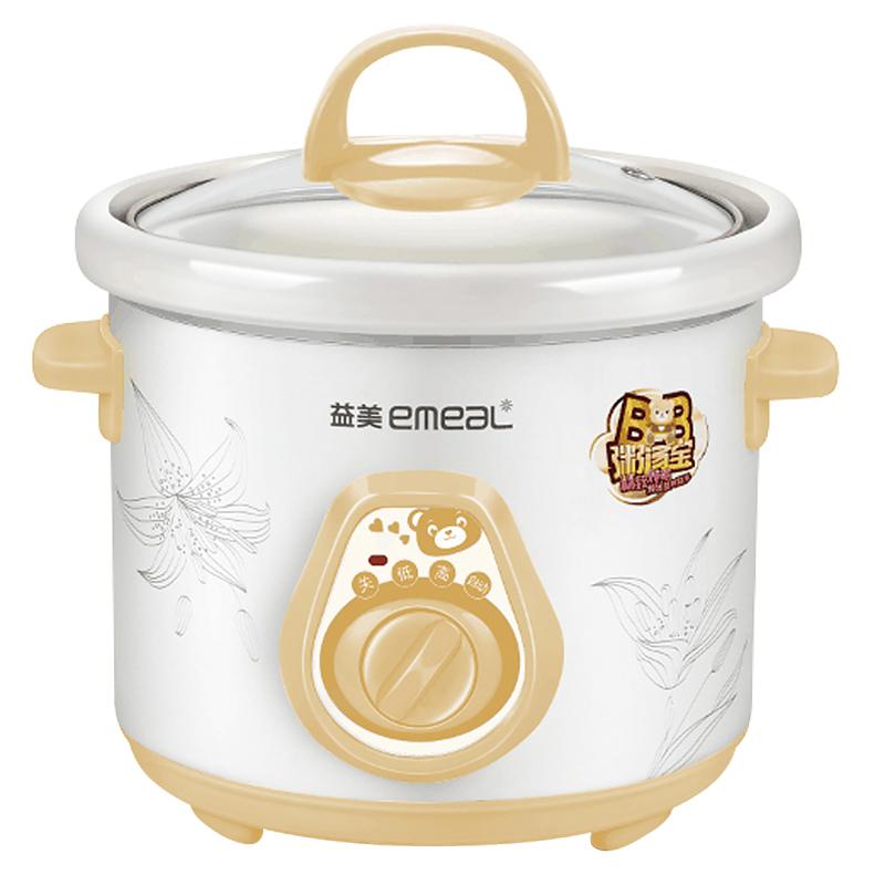益美 YM-A10煮粥锅如何?质量好吗