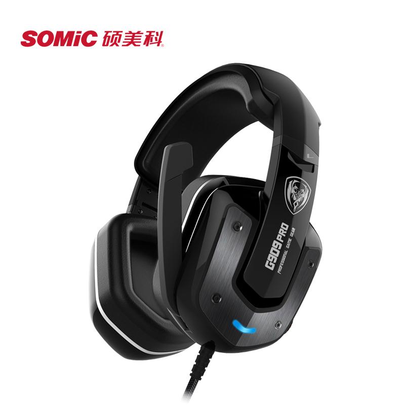 Somic/硕美科 G909PRO耳机质量如何,使用寿命长吗?
