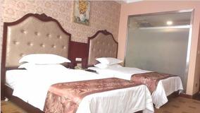 婁底恆豐大酒店高級雙床房