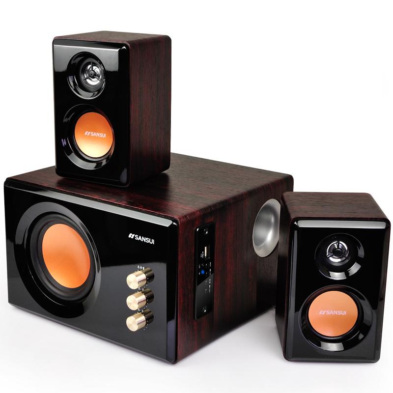 Sansui/山水 GS-6000(32B)U版 音箱怎么样,质量如何,好用吗