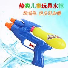 儿童玩具双喷头水枪新奇特学生礼品批發水枪圣诞礼物奖品平安夜