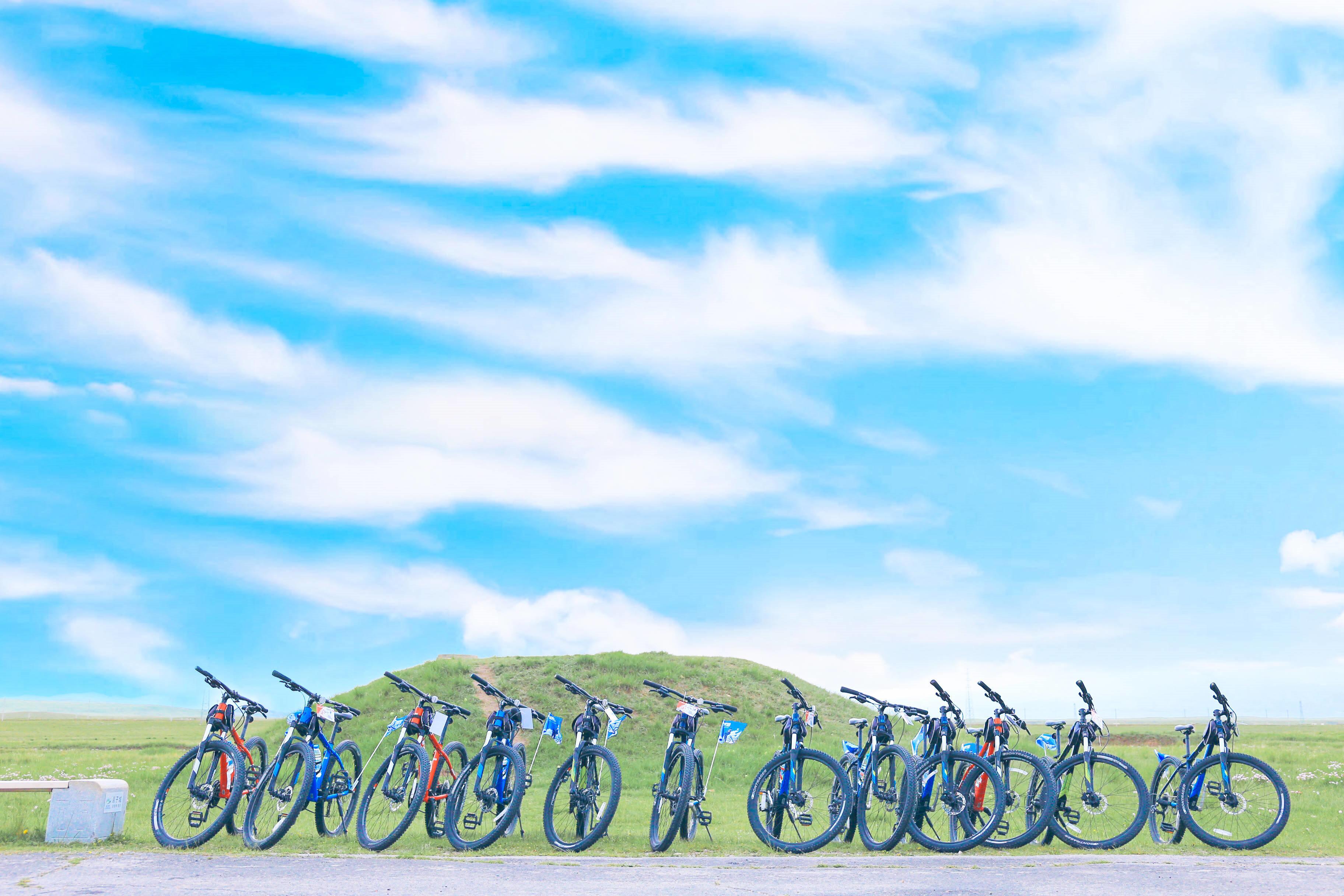【青海湖骑行】西宁环青海湖骑行单车拼车茶卡盐湖5天4晚自由行