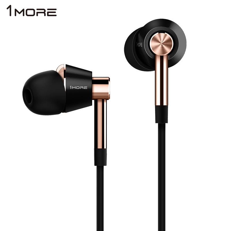 加一联创 1MORE三单元圈铁 耳机质量好吗,好用吗