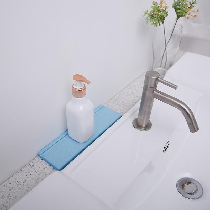 硅藻土皂架洗漱杯垫吸水垫水槽沥水垫皂拖解冻吸水浴室置物架垫子