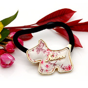 Package mail smiling ornament beautiful little dogs keep a bunch of fashion jewelry Korean style