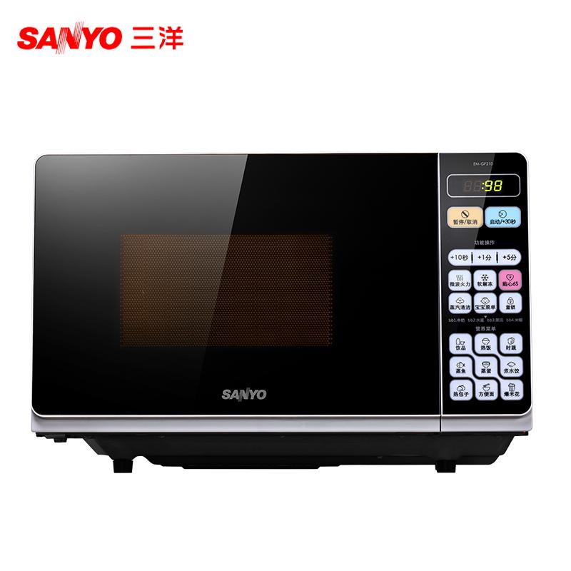 Sanyo/三洋 EM-GF210微波炉多少钱一台,评价如何