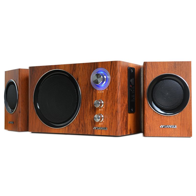 山水 GS-6000(21A)音箱音质怎么样,使用感受