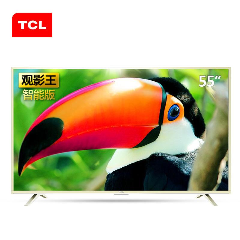 TCL D55A810平板电视好用吗,评价如何