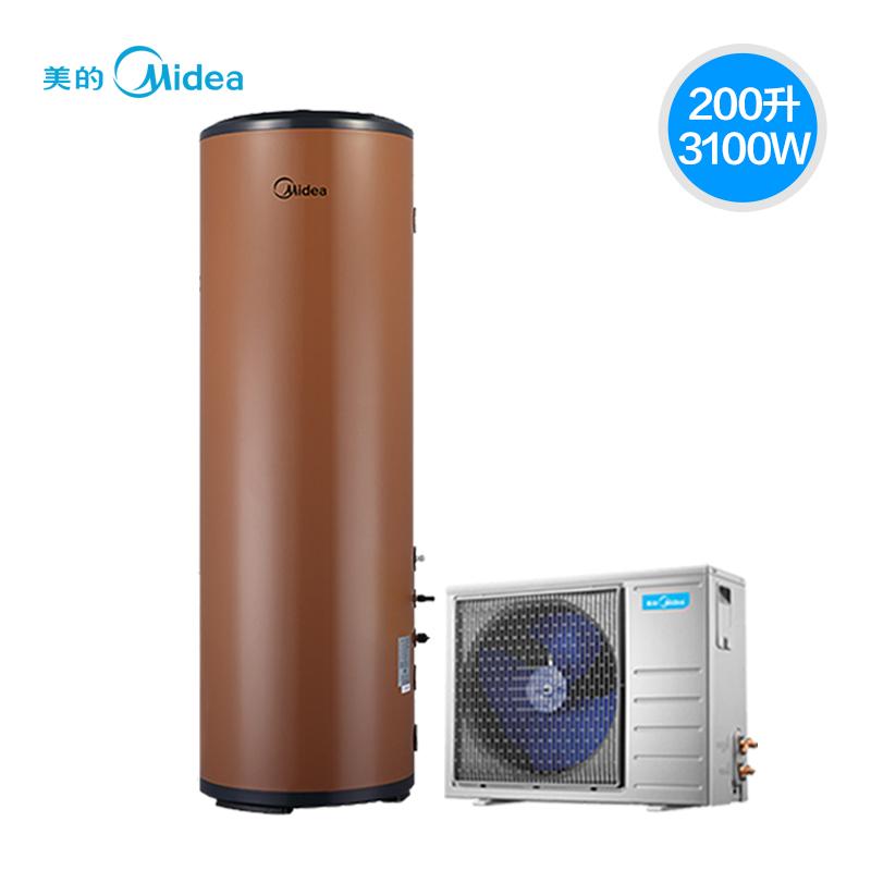 Midea/美的 KF66/200L-MI(E4) 空气能热水器质量好吗,好用吗