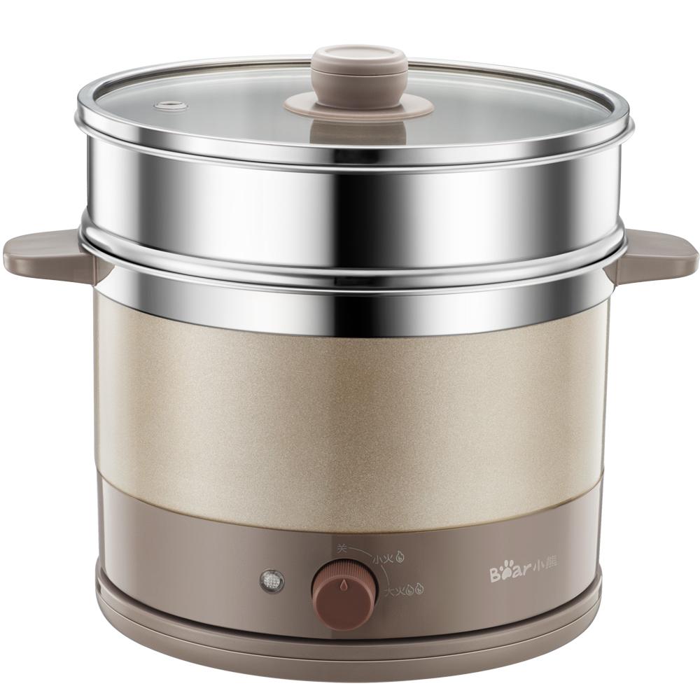 Bear/小熊 DRG-C18A1电火锅好用吗,可以烧烤吗