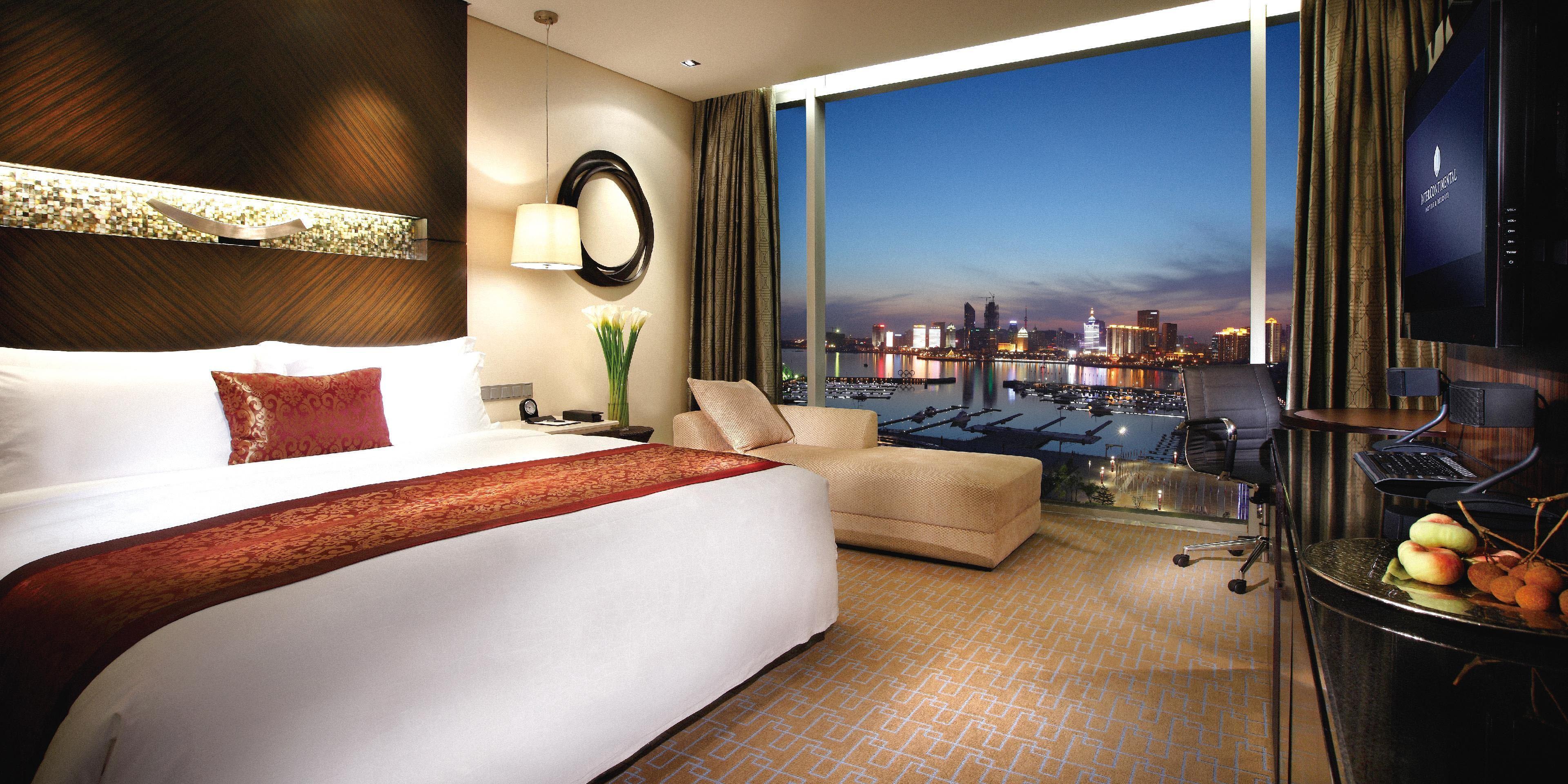 青岛海尔洲际酒店洲际海景房