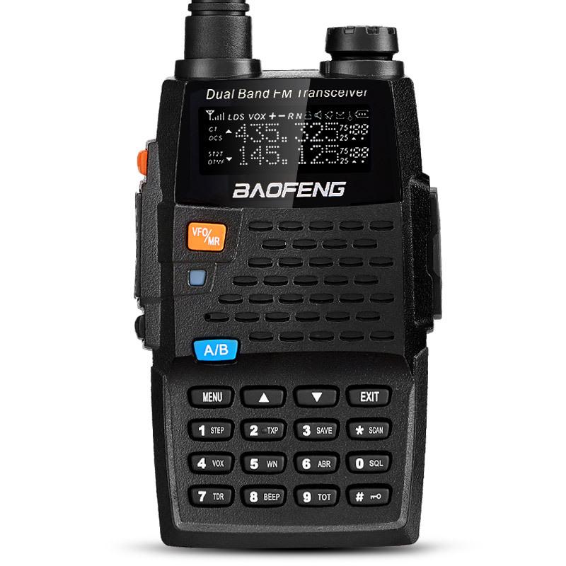 宝锋 BF-UV-5R对讲机怎么样,质量如何