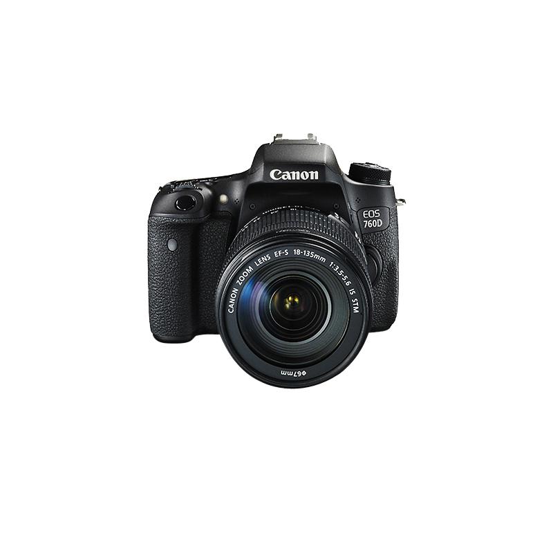 Canon/佳能 EOS 760D套机(18-135mm) 单反相机怎么样,评测