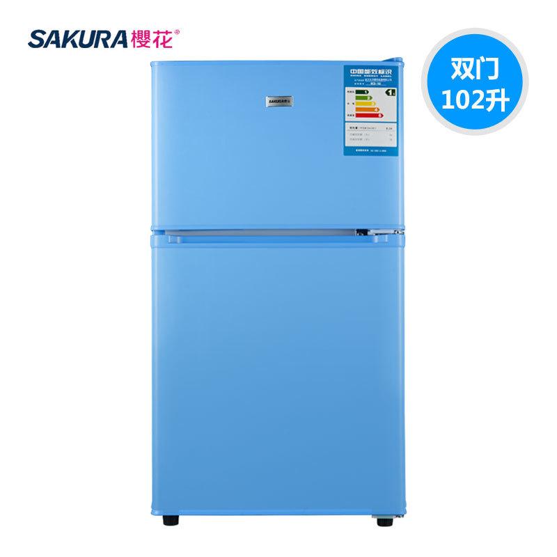 Sakura/樱花 BCD-102 冰箱怎么样,质量如何,好用吗