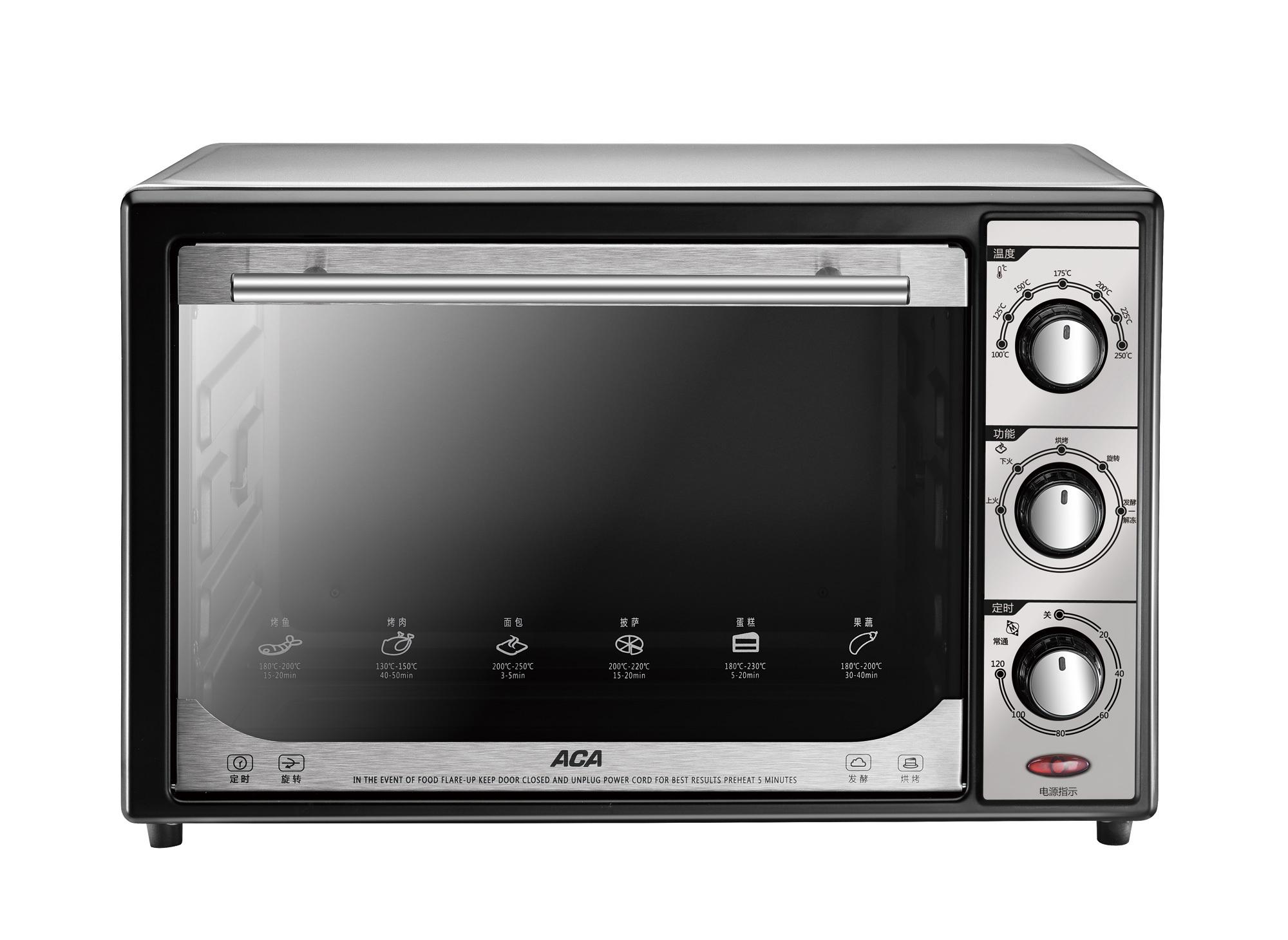 ACA/北美电器 ATO-HYB32YL 电烤箱好不好用,评价如何
