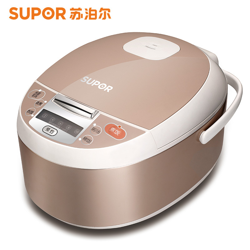 评测一下苏泊尔 CFXB40FD8041-86电饭煲怎么样,使用感受