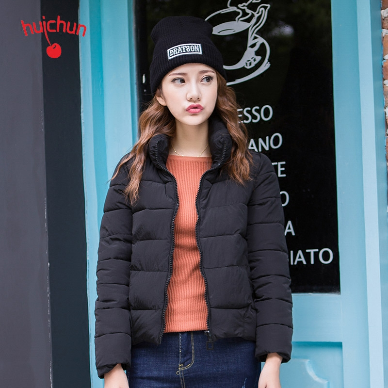 棉衣女短款加厚冬季外套2017新款韩版宽松棉服女冬装小棉袄面包服