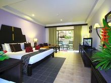 Krabi La Playa ResortDELUXE SHARING BEDDING