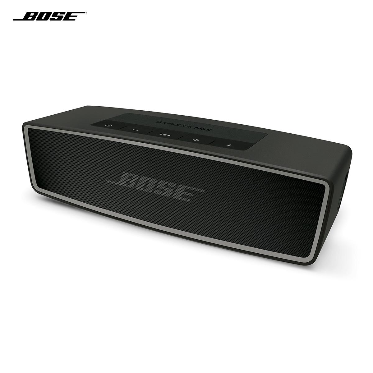 BOSE Soundlink Mini 蓝牙扬声器II 音箱怎么样,评测