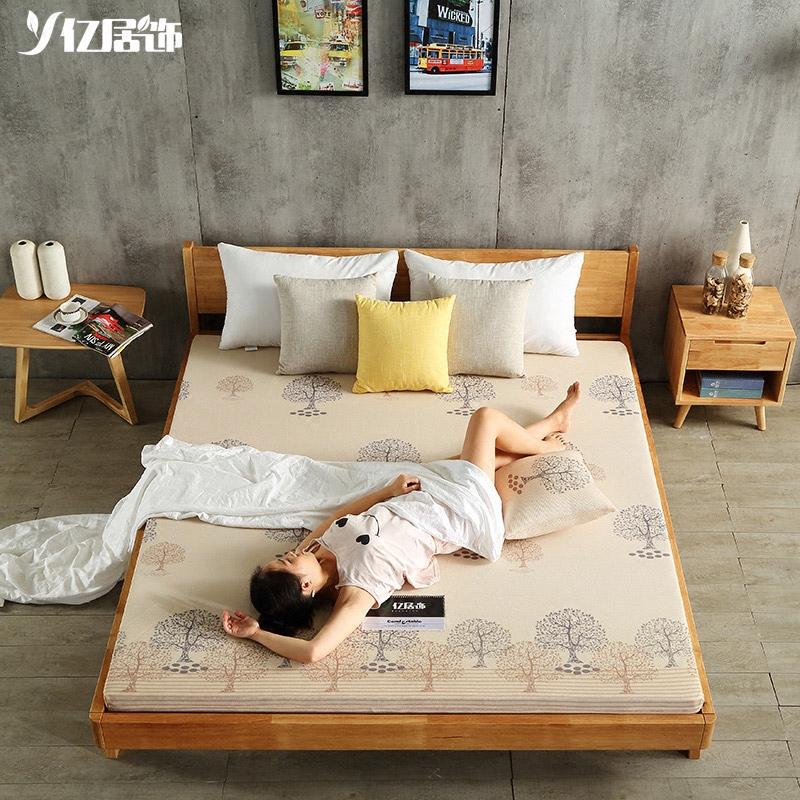 亿居饰床垫,好床垫,睡的好