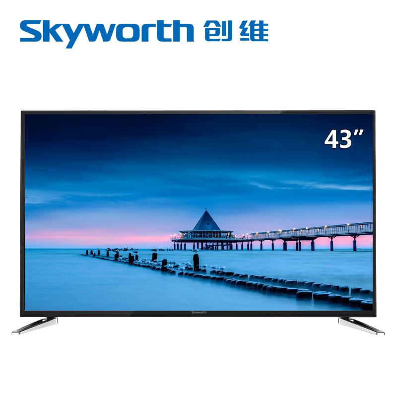 Skyworth/创维 43M6 平板电视好不好,怎么样,值得买吗