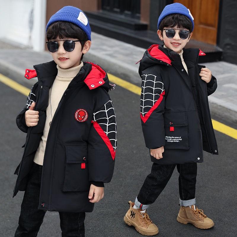男童棉服潮童 洋气2020新款