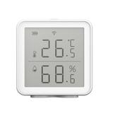涂鸦WIFI温湿度传感器 智能家居室内智能联动温度湿度异常感应器