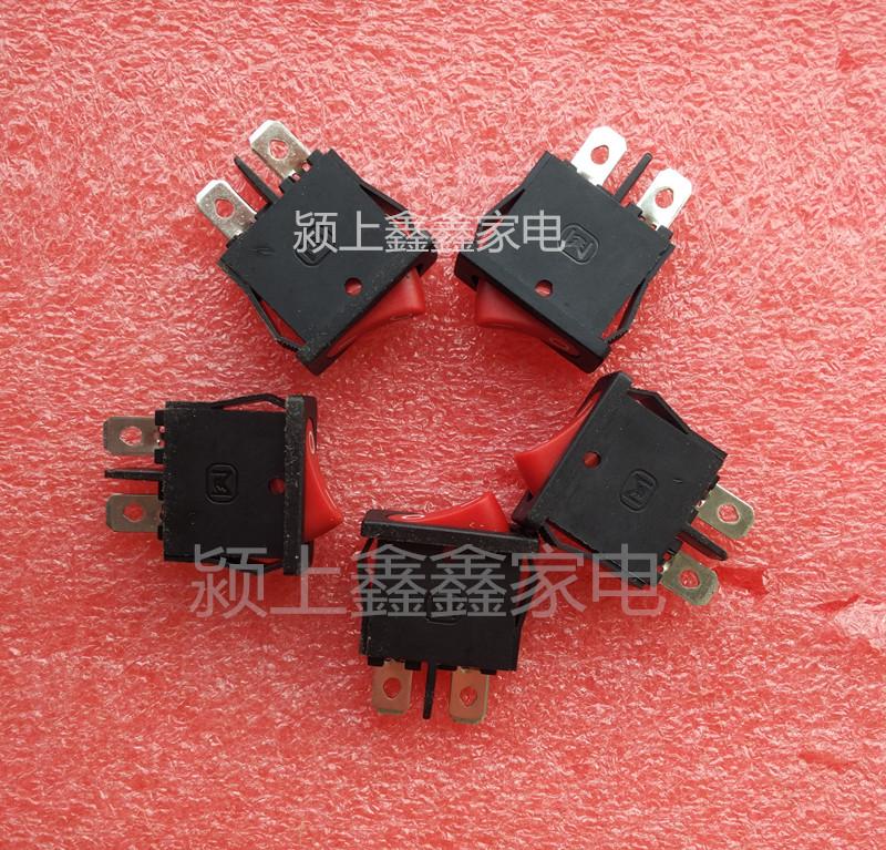 创维32E59RM 海尔LE32B7000等 液晶电视电源开关 薄2脚船型开关