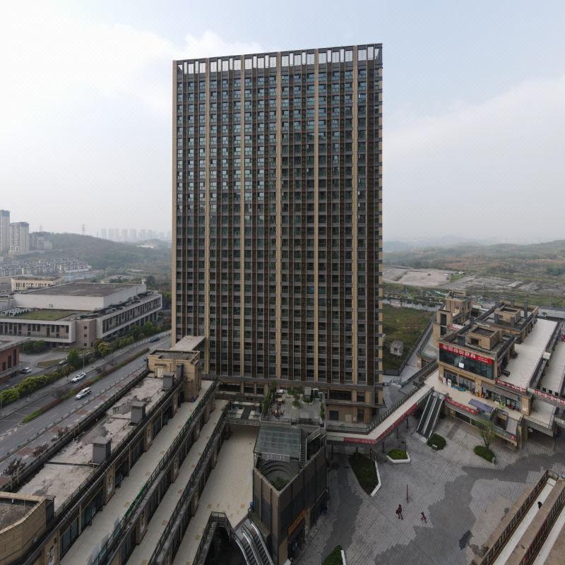 重庆柒寓酒店丨迂园博园观音桥步行街鳄鱼养殖中心陶然古镇照