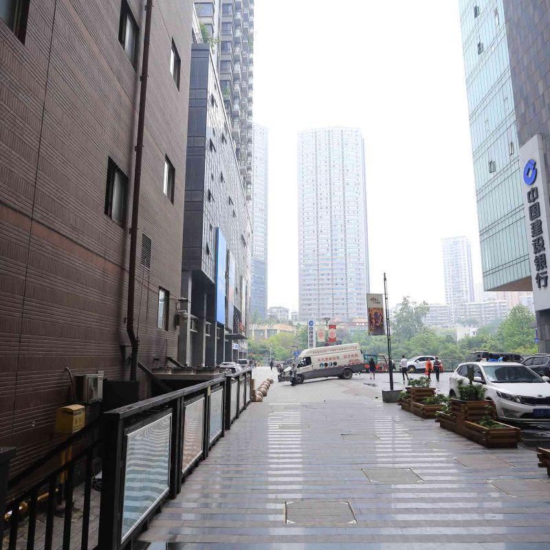 布丁酒店(重庆观音桥步行街店)丨迂磁器口古镇长江索道洪崖