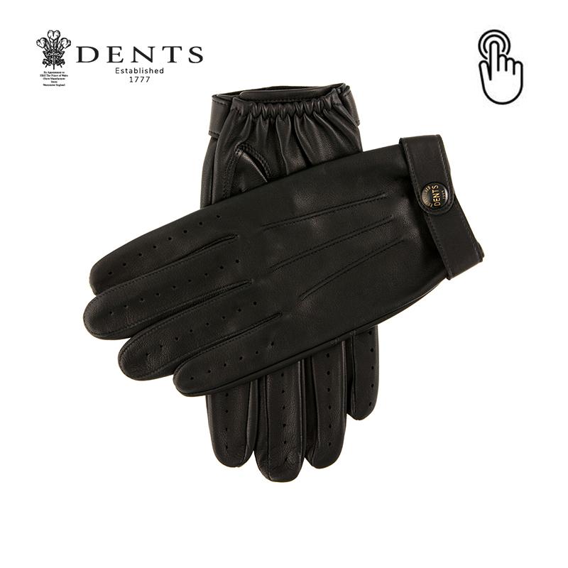 【007特工同款可触屏】DENTS羊皮男手套SPECTRE 15-1007/15-1129