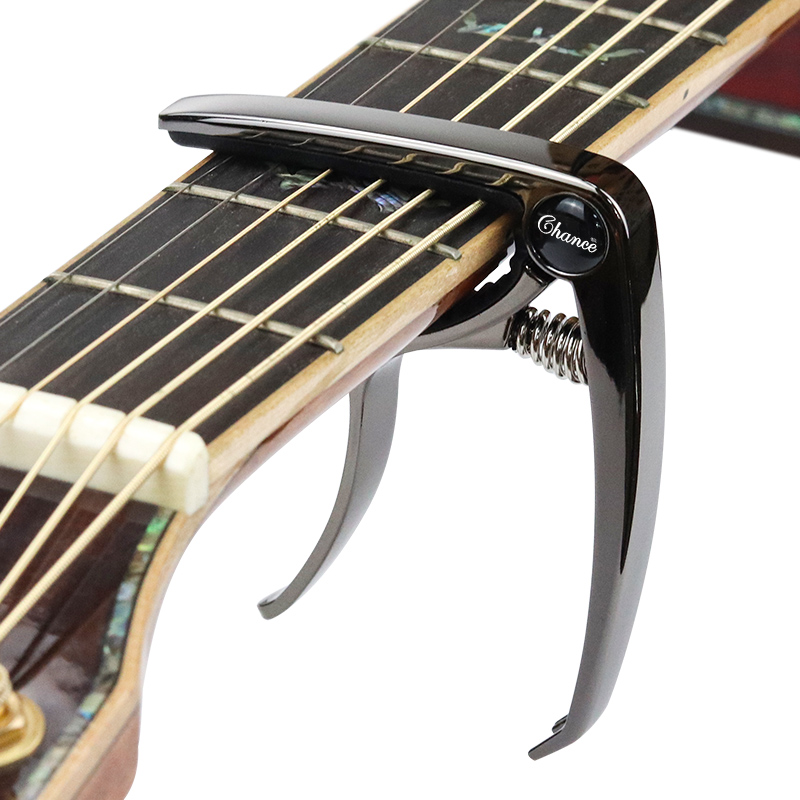 变调夹民谣木吉他尤克里里变音子电古典吉它两用调音器电吉他配件