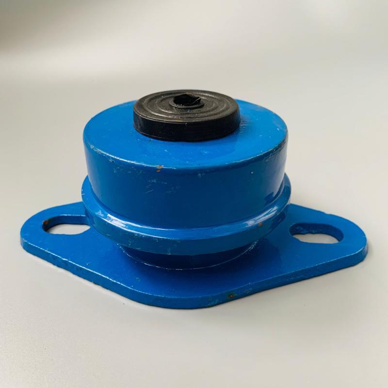 阻尼弹簧减震器中央空调外机水泵设备仪器风机坐式落地缓冲减震垫