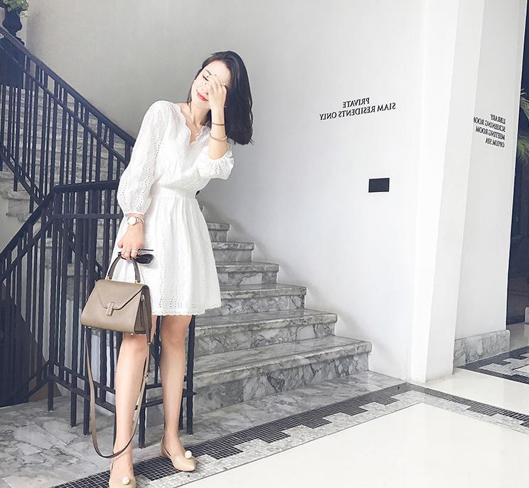 【两件套】甜美学生夏新款韩版宽松短袖T恤+休闲阔腿短裤套装女59